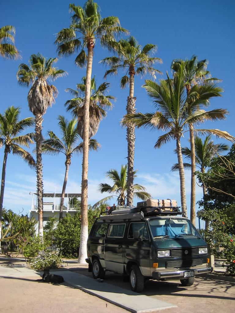 Aquamarina RV Park, La Paz.