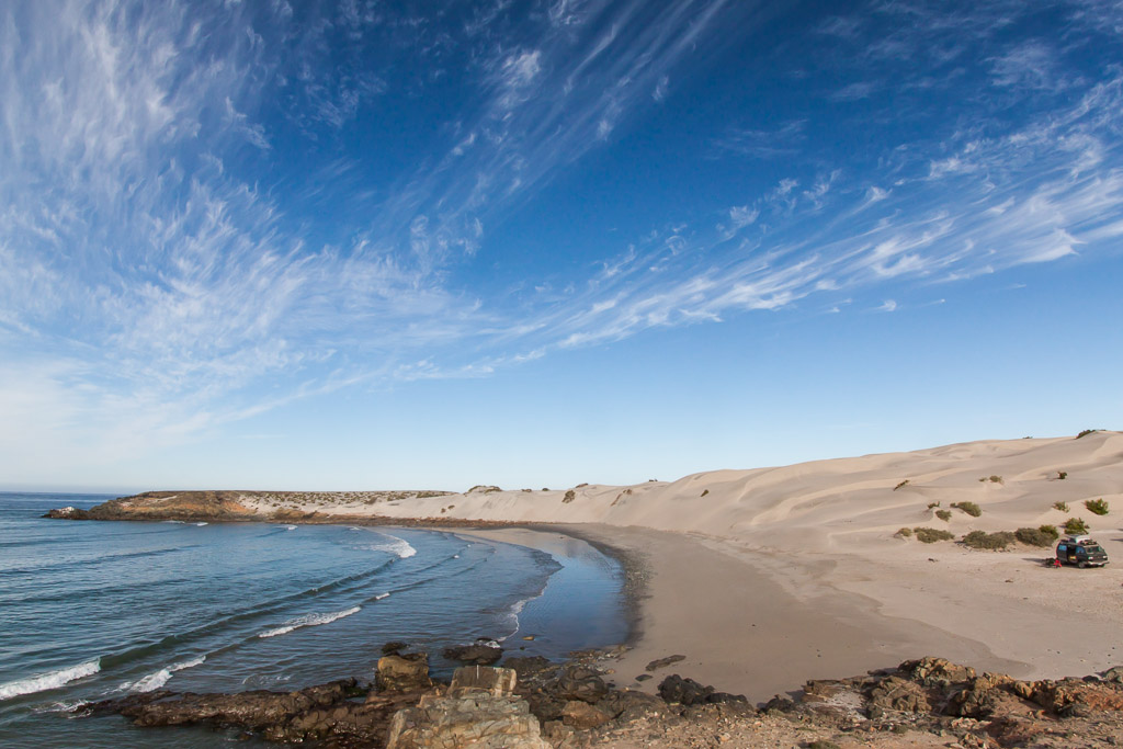 Punta El Diablo/El Cardon