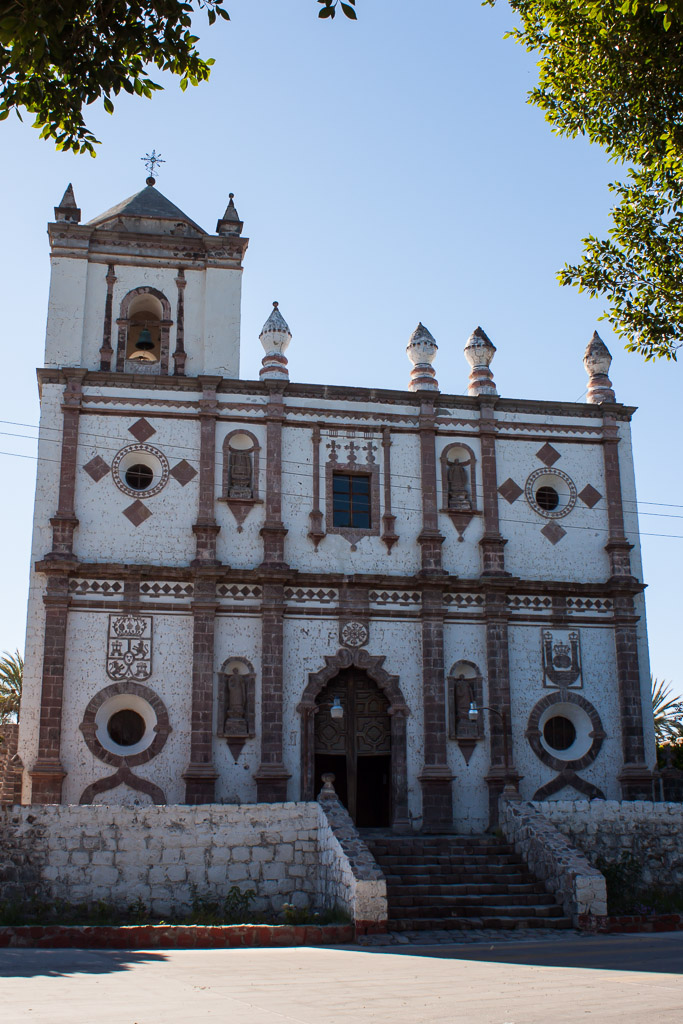 Mision San Ignacio.
