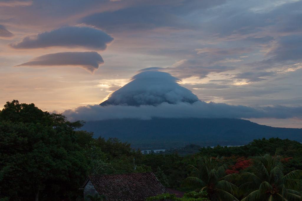 Volcán Concepción from Finca Magdalena.