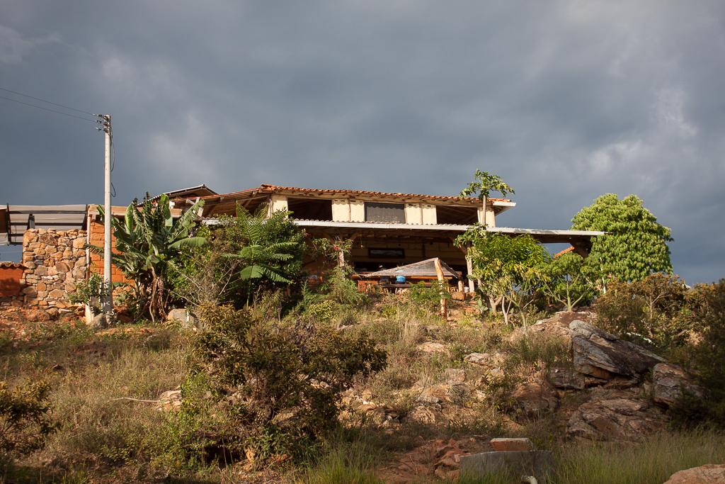 La Roca Hostel.