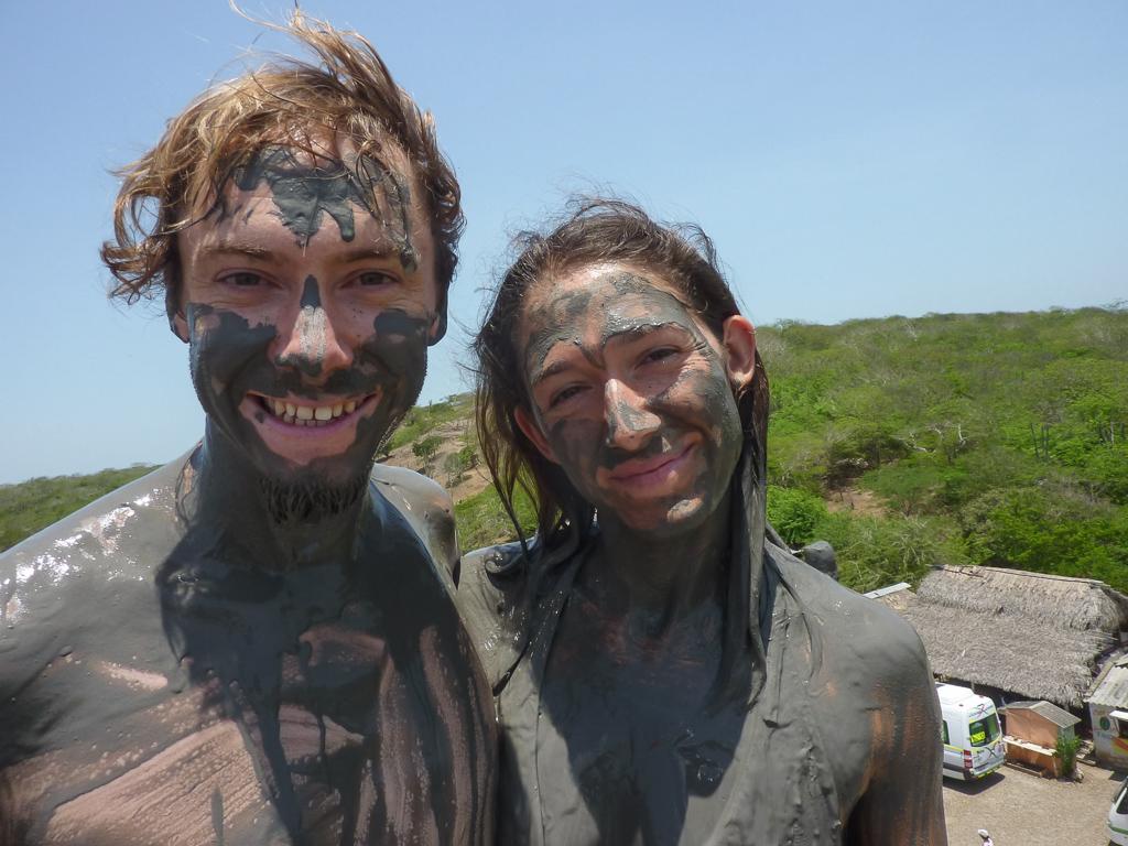 Happy mudders.