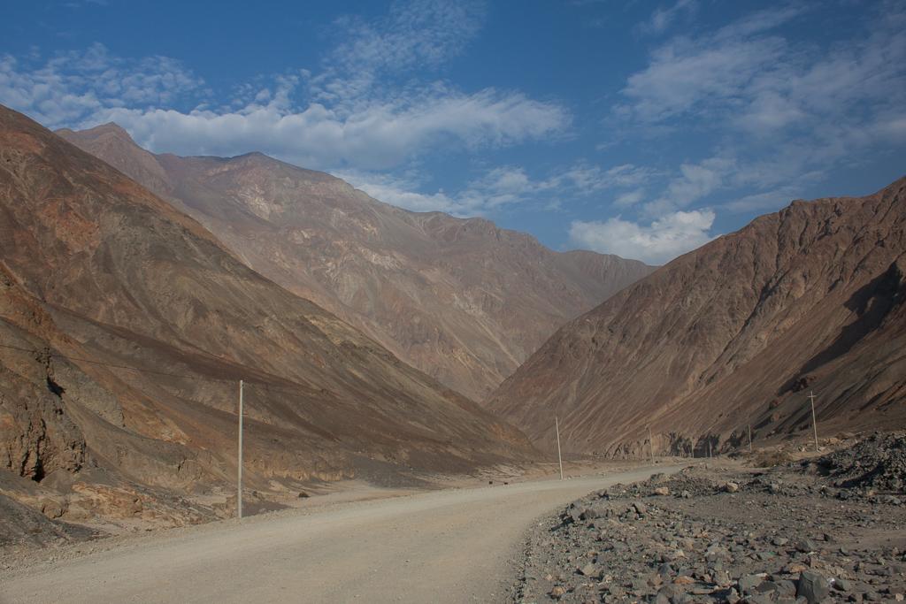 Colors of Peru.