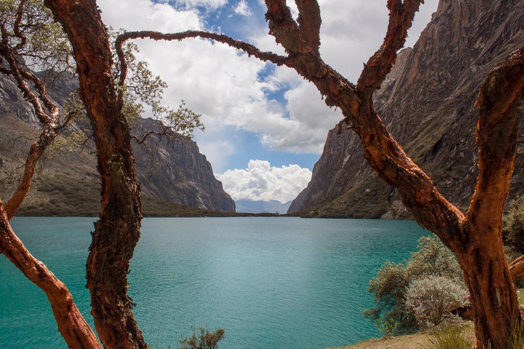Huascaran National Park.