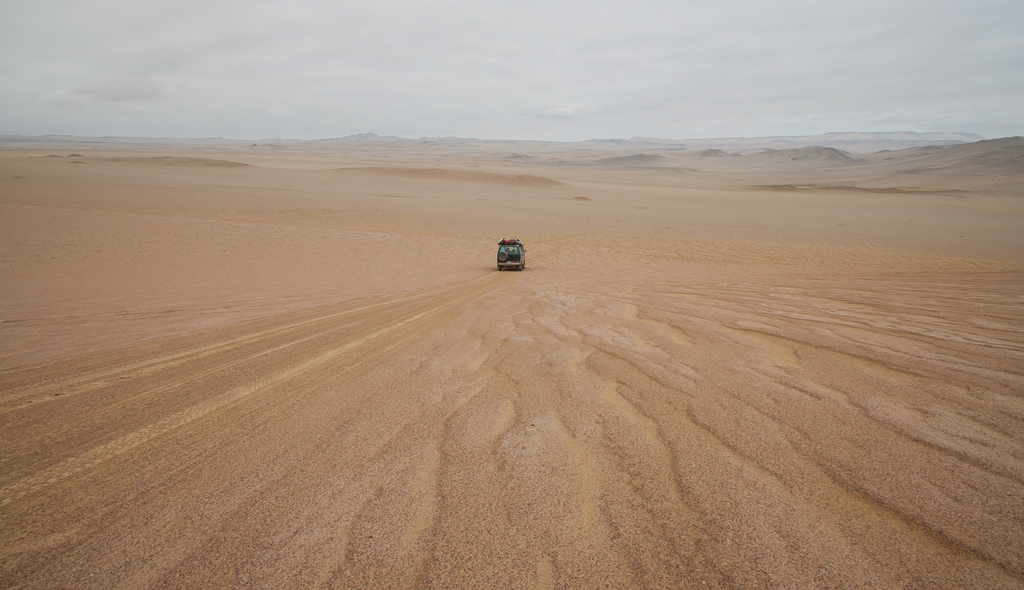 Paracas National Reserve.