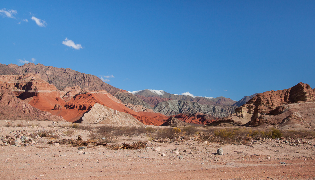 Colors of central Argentina.
