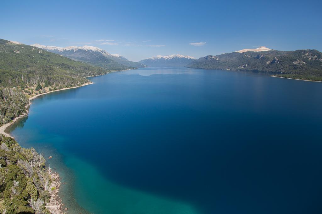 Lago Traful.