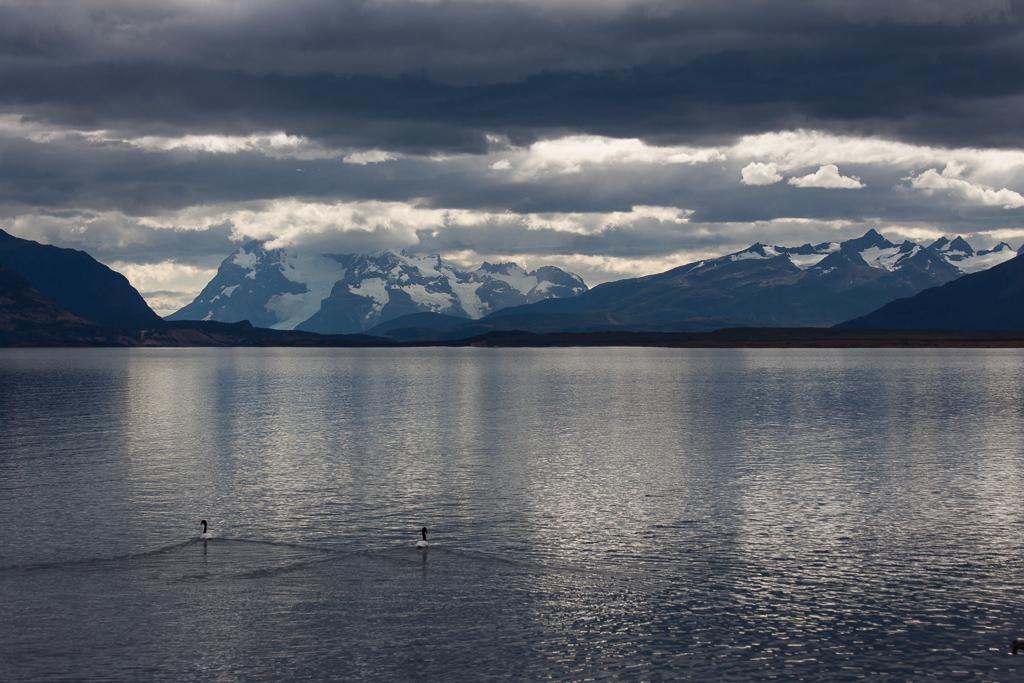 Puerto Natales.