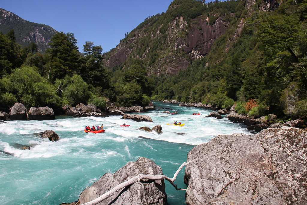 We got a gorgeous day to raft this spectacular river.