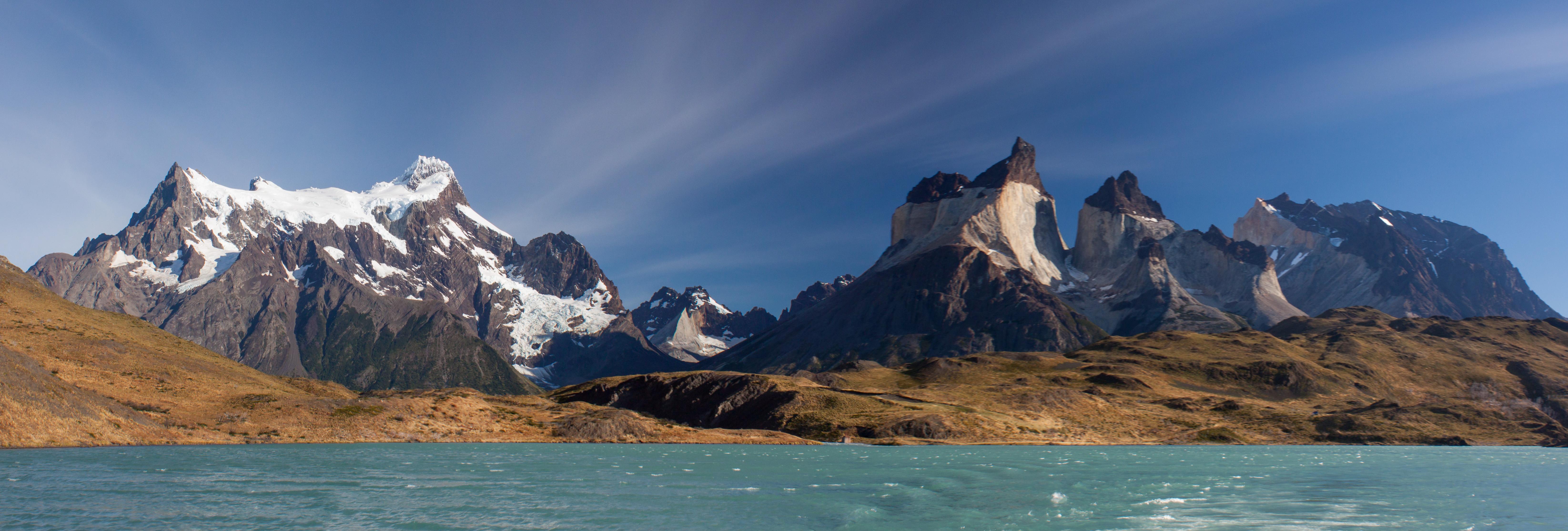 The Cuernos, Torres del Paine.