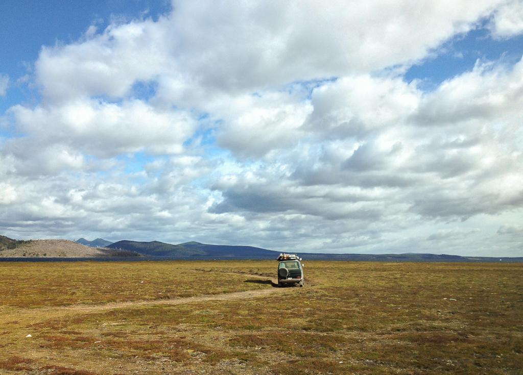 Tierra del Fuego. Photo by Corey Axtell.