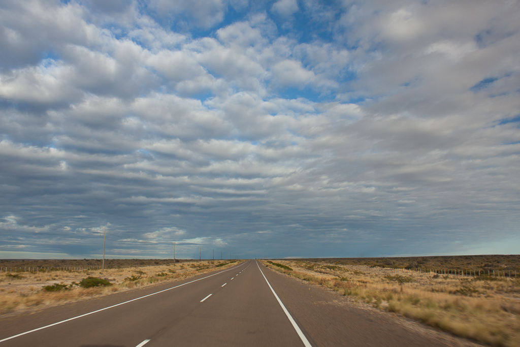 Oh the allure of the open road...