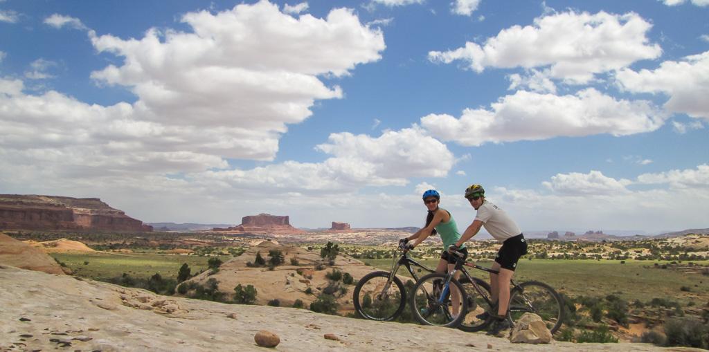 Utah biking
