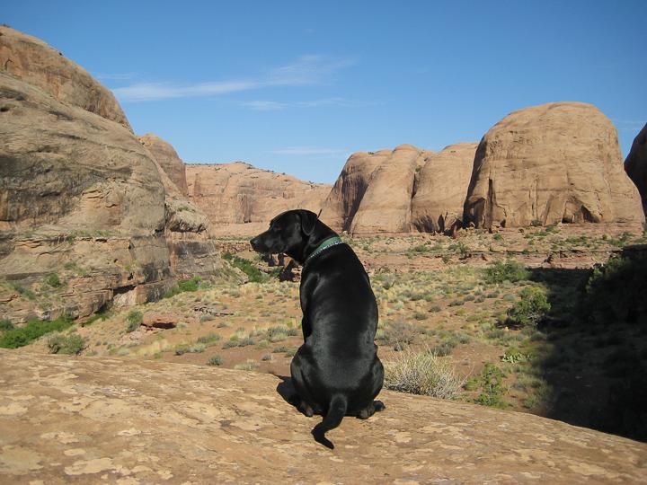 Moab, Utah in 2007