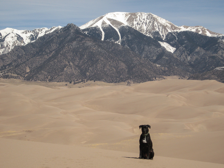 Great Sand Dunes National Park, CO, 2008