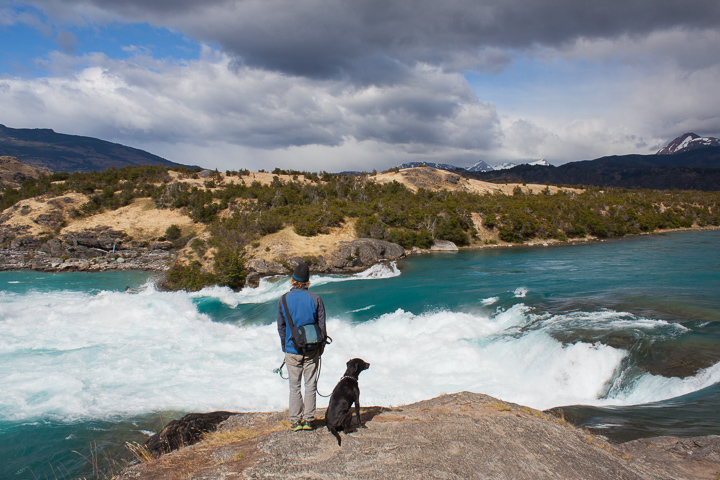 Lakes district, Patagonia
